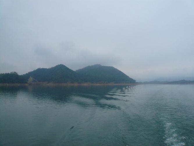 千岛湖风景